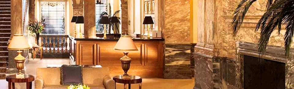 Luxury hotels group for Luxury hotel group
